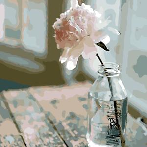 Egy Virág – számfestő készlet