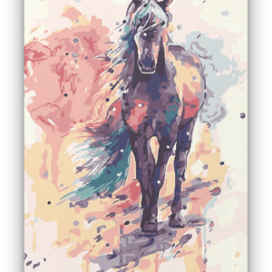 Egy Szép Ló – számfestő készlet