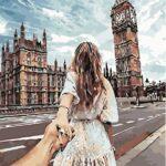 Szerelem a Big Bennél – számfestő készlet