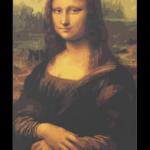 Mona Lisa – Da Vinci – számfestő készlet